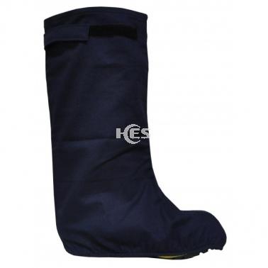HRC2级 8.7cal防电弧腿套 防电弧靴套 防电弧服 AR8-C-IUS