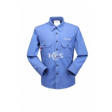 HRC2级 8.9cal防电弧衬衣 电弧防护服 AR8-S-DH