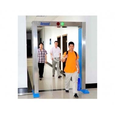 BG3400-215通道式行人放射性自动监测系统