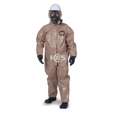 C级连体式核生化应急防护套装(Class II)-温区/黄区