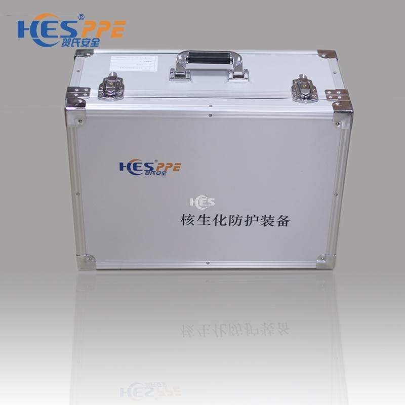 NBC828X核辐射防护装备\核沾染防护服(带HES无线通讯系统)核生化防护装备套装\核辐射防护服