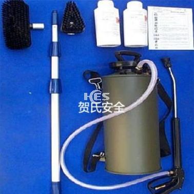 PSDS10MIL便携式核辐射生化洗消装置 手动加压式单兵核生化洗消设备