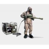 SANIJET C.1218轻型核生化洗消系统