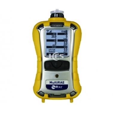 MultiRAE 2 泵吸式/扩散式六合一有毒有害气体检测仪【PGM-62X8】PGM-6208