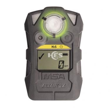 天鹰Altair 2X硫化氢气体检测仪 单气体检测仪 便携式单一毒气检测仪