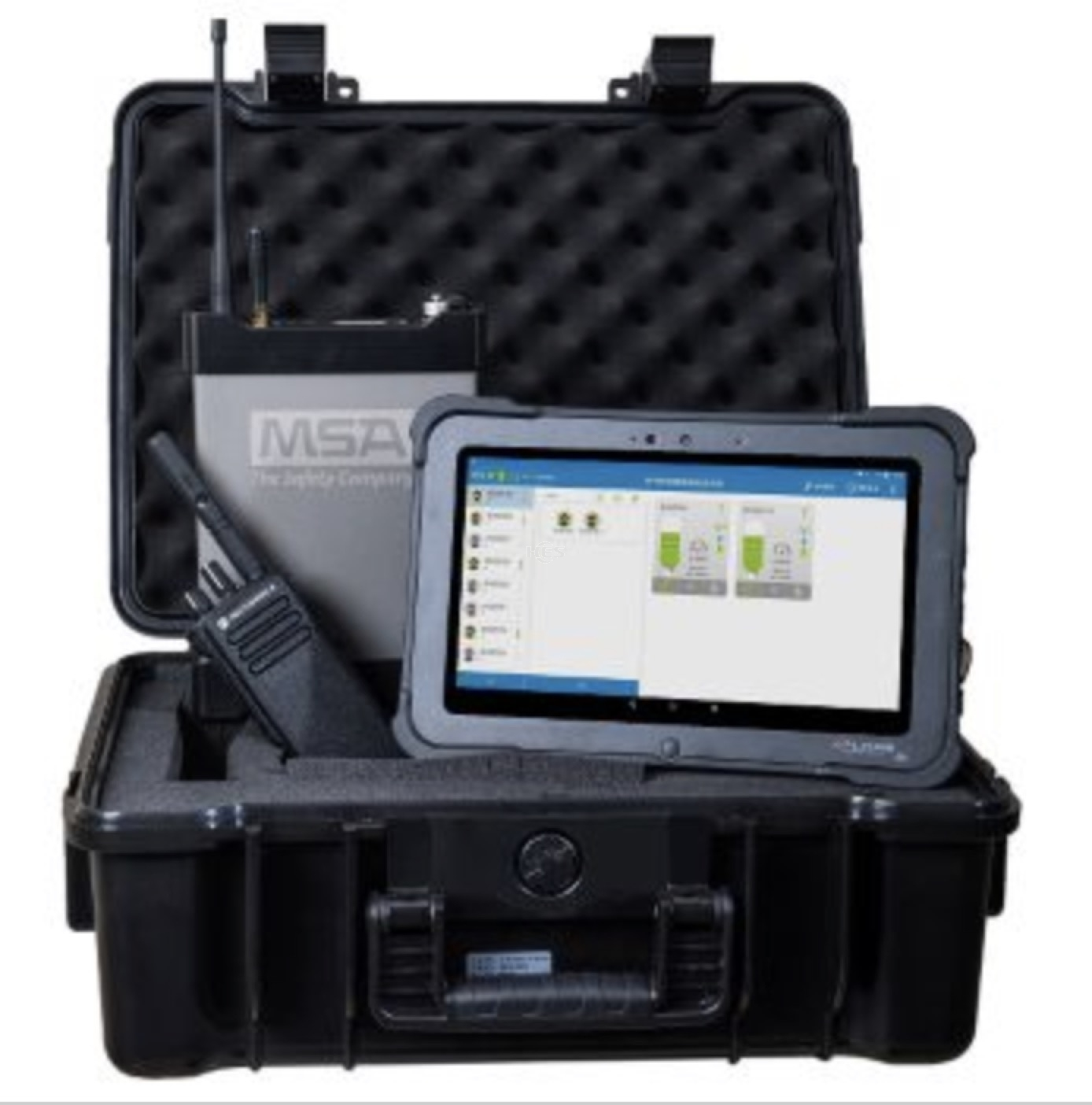 AG智能空呼网络通讯系统