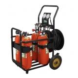 AirCart车载式移动供气装置小推车 移动式长管呼吸器
