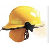 MSA F3消防头盔